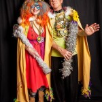 Mardi Gras Ball Royalty QueenKathy and King Bruce 2012