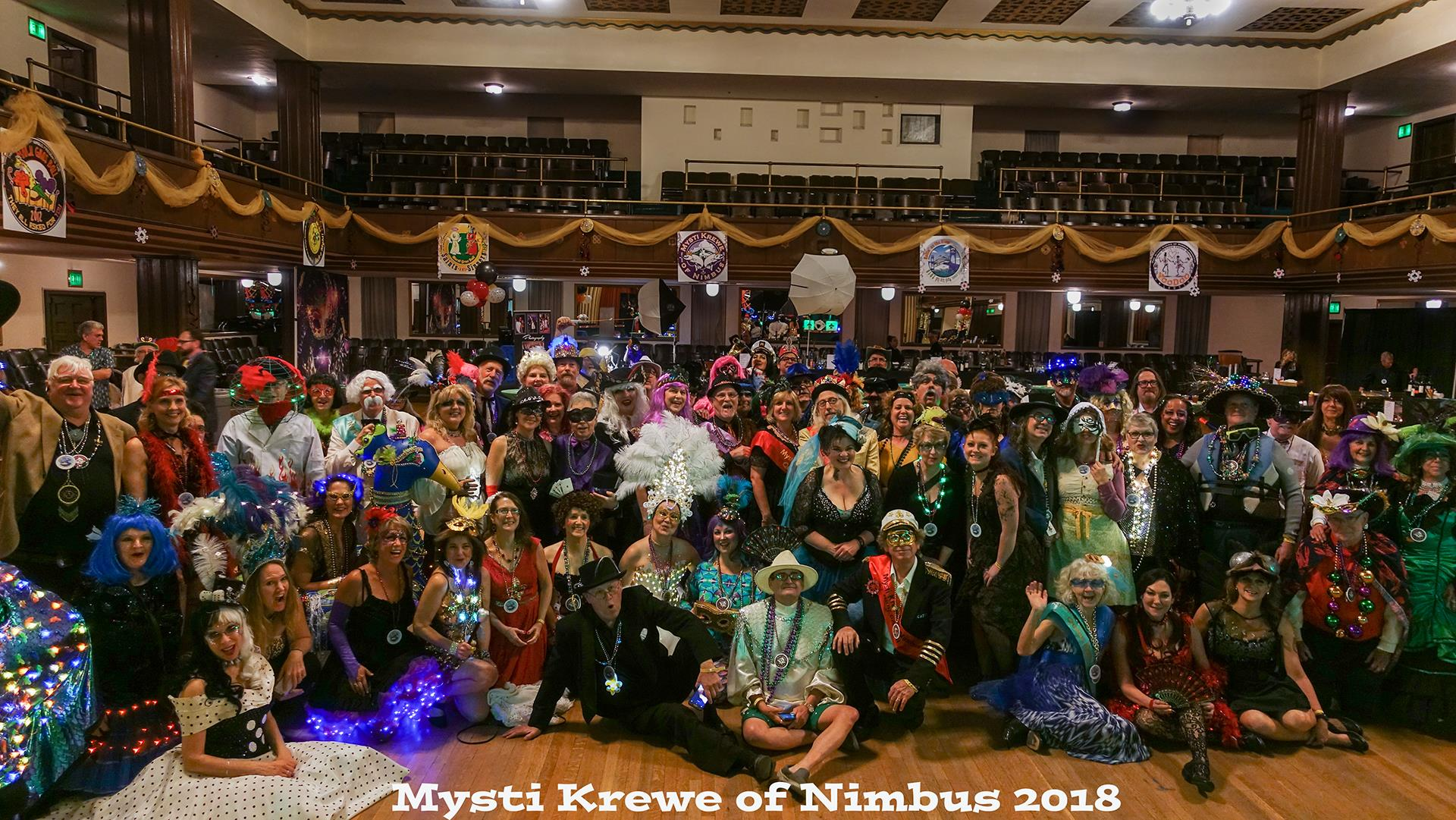 2018 MKON Ball Group Shot